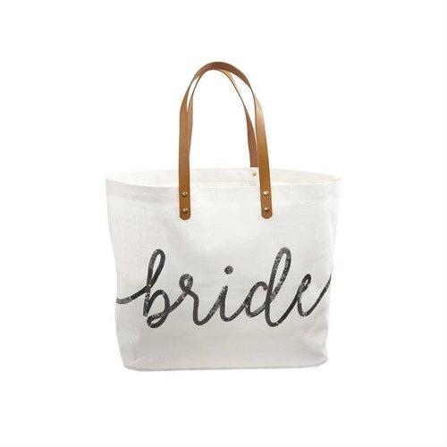 BRIDE Canvas Tote