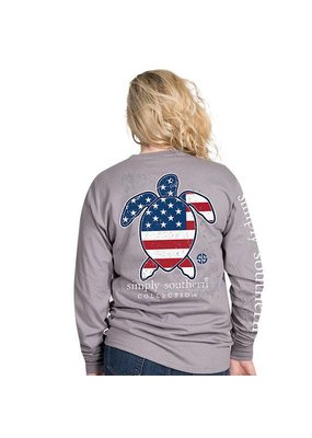***Long Sleeve Save USA Steel