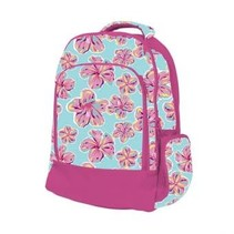 ***Hibiscus Backpack