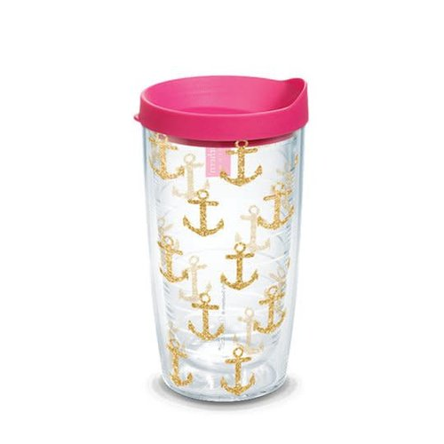 Tervis Gold Anchor Simply Southern 16oz Tervis Tumbler