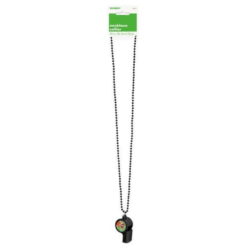 Football Whistle Necklace