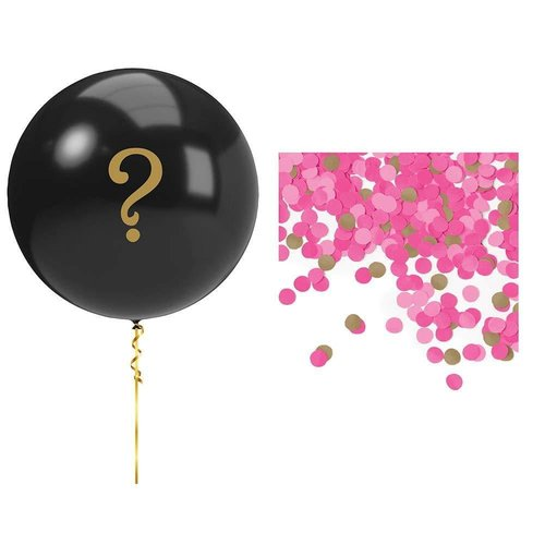 Girl Gender Reveal Balloon