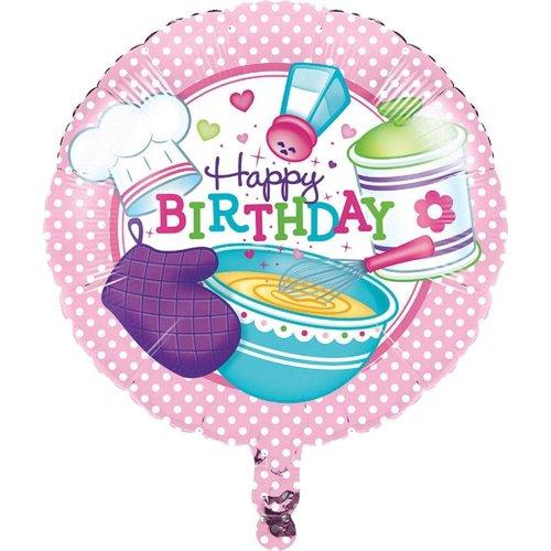 Little Chef Mylar Balloon