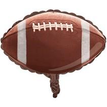 Tailgate Rush Mylar Balloon
