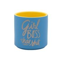 Girl Boss That Shit Planter