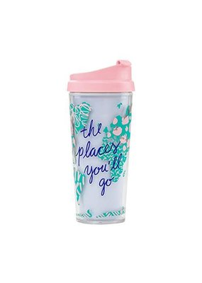About Face Designs ***Oh The Places You'll Go Travel Mug