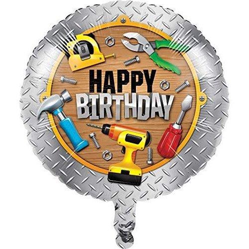 Handyman Mylar Balloon