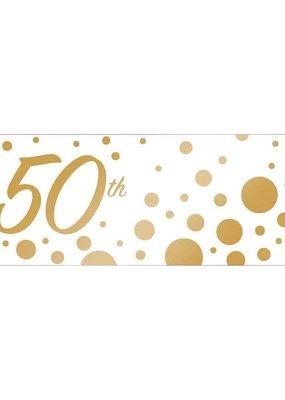 ***Sparkle Shine 50th Anniversary Giant Banner