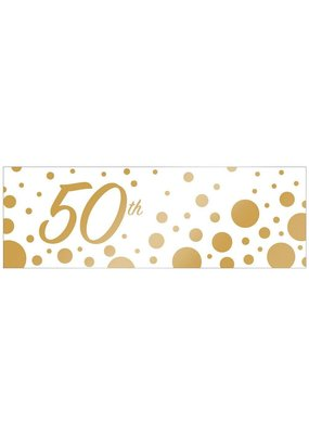 ***Sparkle Shine 50th Anniversary Giant Banner