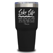 Lake Life 30oz Tumbler