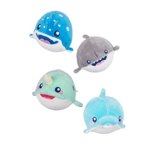 Squishy Squad Sealife Plush