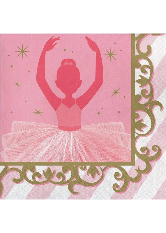 *****Twinkle Toes Lunch Napkins