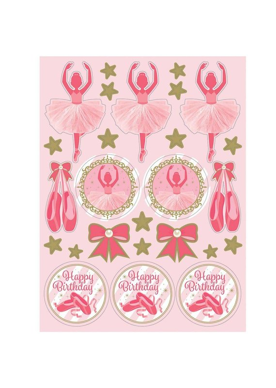 *****Twinkle Toes Stickers