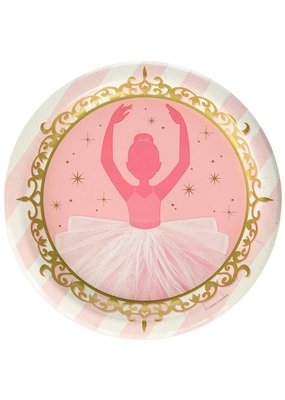 ***Twinkle Toes 9in Plate