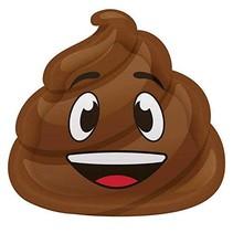 ***Poop Emoji Shaped Plates