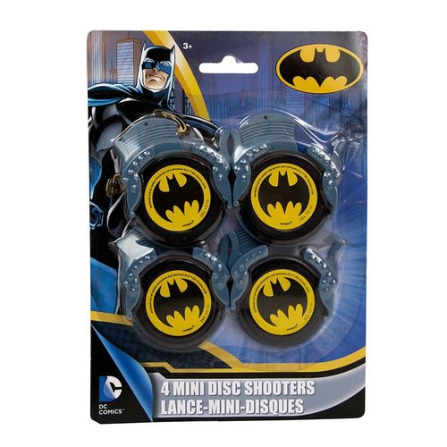 Batman Mini Disc Shooters