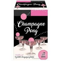 Champagne Pong Game