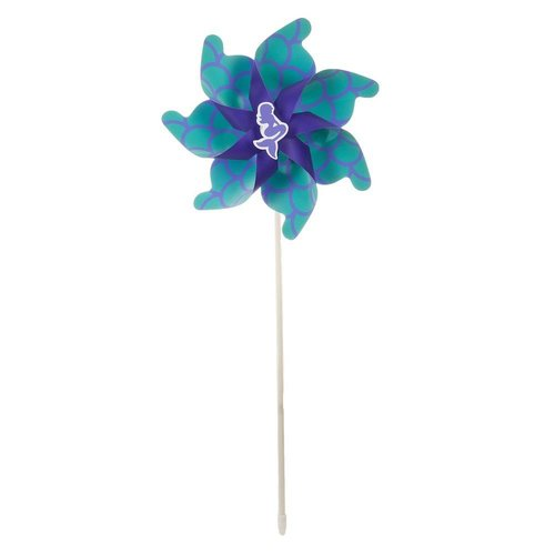 Jumbo Mermaid Pinwheel
