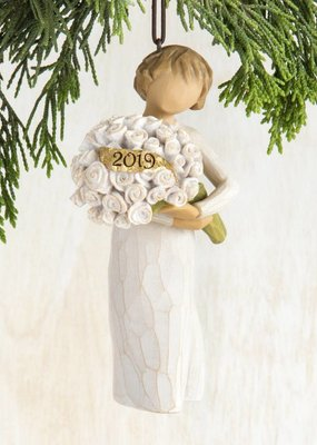 ***Willow Tree 2019 Ornament