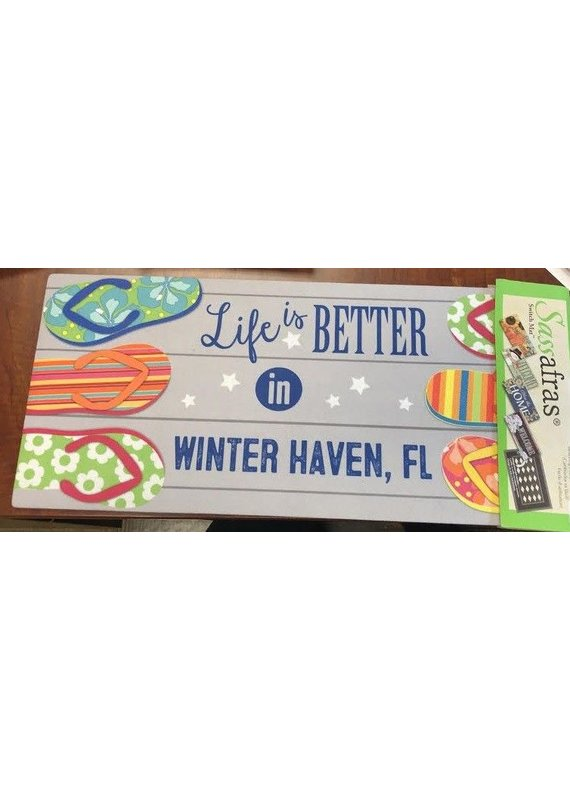 ****Winter Haven Sassafrass Switch Mat