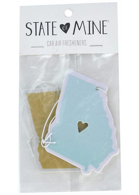 About Face Designs ***State of Mine Car Air Freshners Georgia