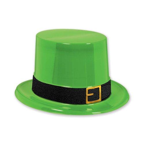Plastic Leprechaun Top Hat