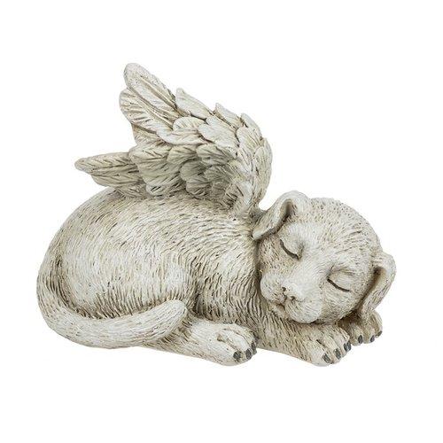 Memorial Angel Dog