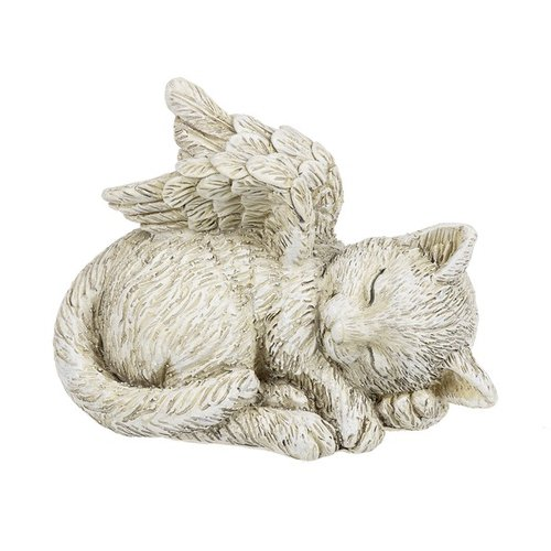 Memorial Angel Cat