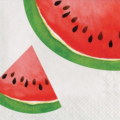 Picnic Watermelon Lunch Napkin