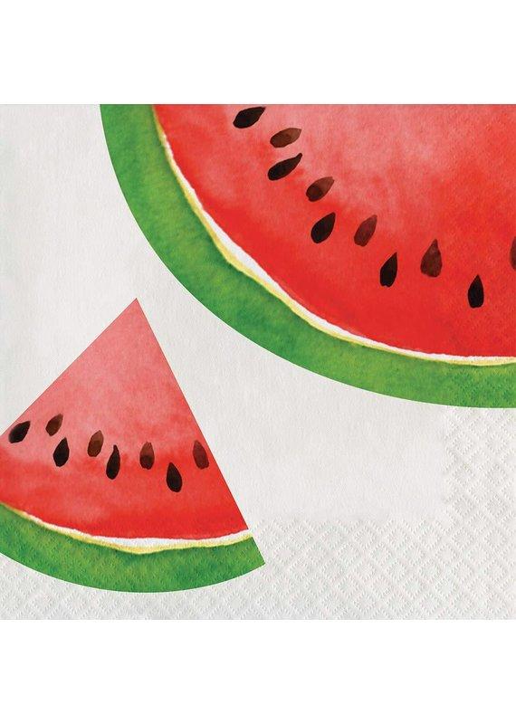 ***Picnic Watermelon Lunch Napkin