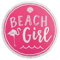Flamingo Beach Blanket