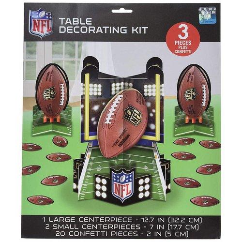 NFL Table Decorating Kit