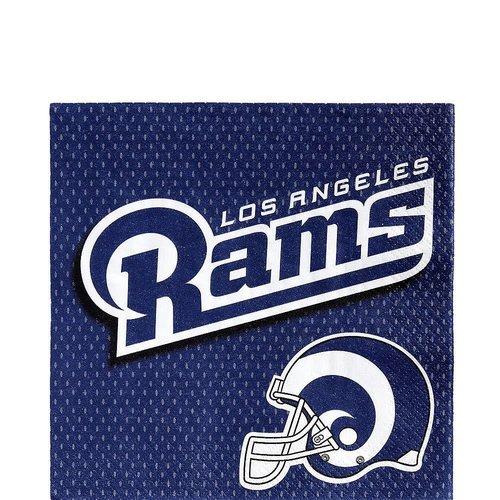 LA Rams 36ct Lunch Napkins
