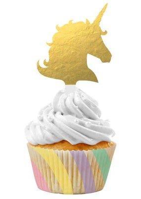 ***Unicorn Sparkle Cupcake Kit