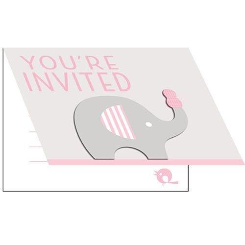 Little Peanut Girl Invitations