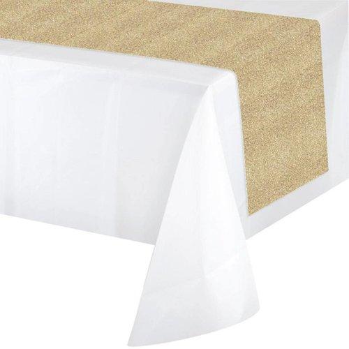 Gold Sparkle Table Runner