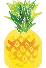 Design Design ***Fruit Salad Pineapple Shaped Guest Towel