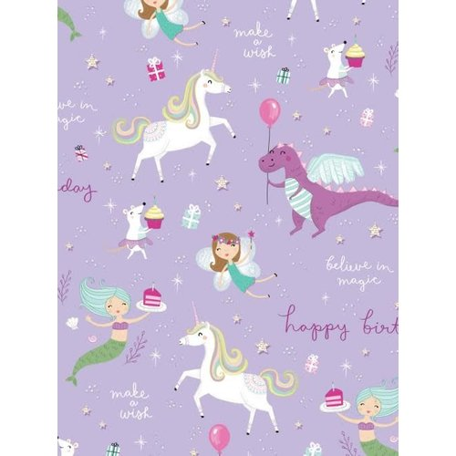Design Design Fantastical Birthday Tissue Paper