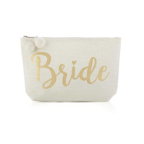 Shiraleah MIA Bride Zip Pouch