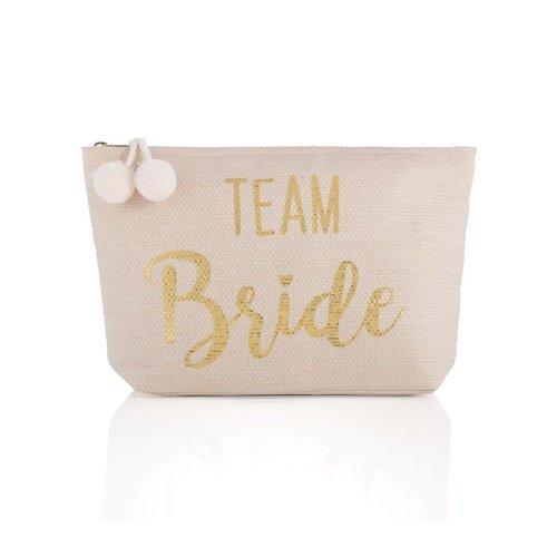Shiraleah MIA Team Bride Zip Pouch