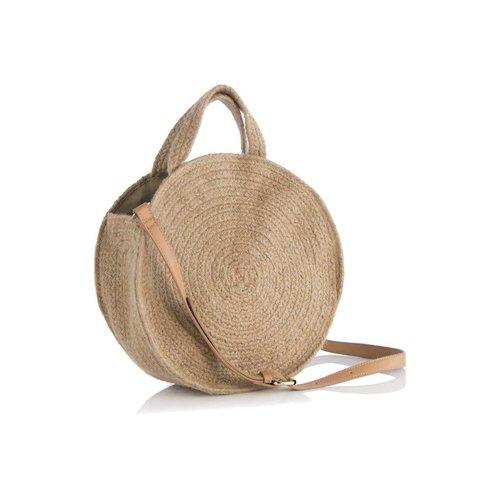 Shiraleah Small Eden Bag, Natural