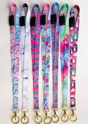 ***Printed Lanyards by Simply Southern