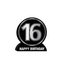 ***16th Birthday Centerpiece