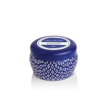 ***Volcano Capri Blue Printed 3oz Jar