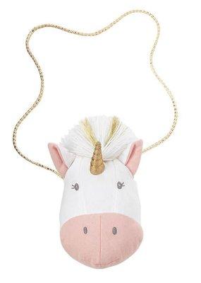 ***Plush Unicorn Purse