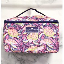 Turtle Dance Glam Bag