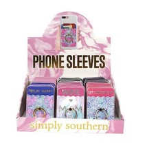 Phone Sleeves with Phone Toggle