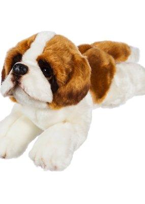 "***St. Bernard 12"" Stuffed Animal"