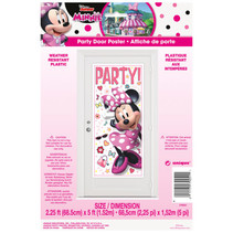 ***Iconic Minnie Mouse Door Poster