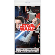 ***Star Wars Episode VIII Plastic Table Cover